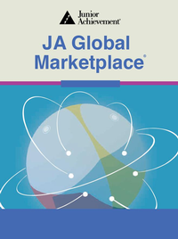 JA Global Marketplace curriculum cover
